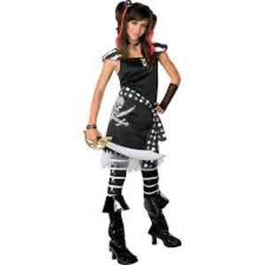 Rubie's Scar-Let Tween Costume